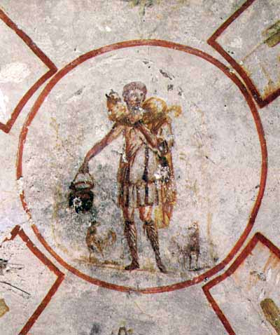 http://www.wicketgate.com/ats/nt501/10kappa/Good_Shepherd_-_Xn_catacombs_of_Rome_-_Fresco_in_the_Crypts_of_Lucina_near_the_Catacombs_of_Saint_Callixtus.jpg